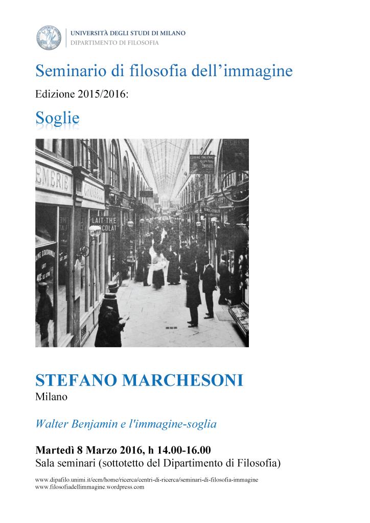 Locandina 2015 - 9. MARCHESONI