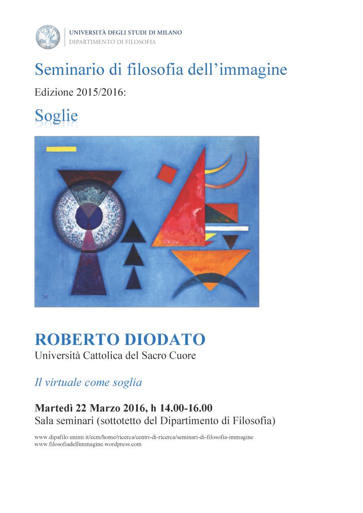 Locandina 2016 - 11. DIODATO